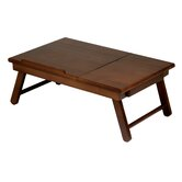 Antique Walnut Alden Lap Desk