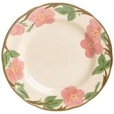 Desert Rose Bread & Butter Plate