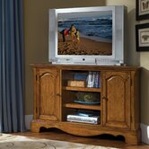 "Country Casual 50"" Corner TV Stand"