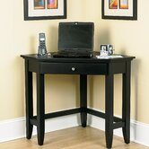 Bedford Corner Computer Desk with Easy Glide Drawer
