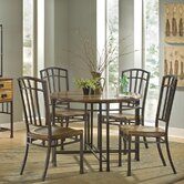Oak Hill 5 Piece Dining Set
