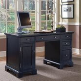 Bedford Double Pedestal Computer Desk
