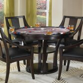 Rio Vista Reversible Game Table in Espresso