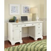 Naples Pedestal Desk