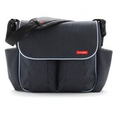 Dash Deluxe Edition Messenger Diaper Bag