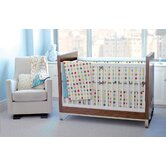 Mod Dot Crib Bedding Collection