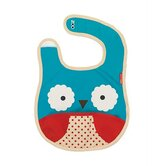 Zoo Owl Bib