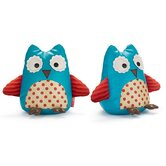 Zoo Bookends Owl