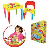 Play - Doh My First Activity Table and Chair Set