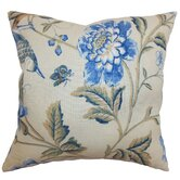 Regina Floral Cotton Pillow