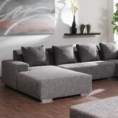 "3-er Sofa ""Casa"" mit Longchair XL"