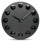 Facet55 Wall Clock