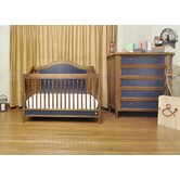 Copley Nursery 4-in-1 Convertible Crib Set