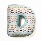 "Puppy Pal Boy Letter Pillow ""D"""