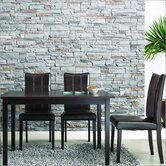 Baxton Studio Eugene 5 Piece Dining Set