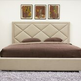 Baxton Studio Palomar King Platform Bed
