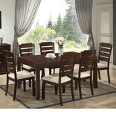 Baxton Studio Victoria 7 Piece Dining Set