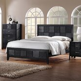 Baxton Studio Panel Bedroom Collection