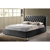 Baxton Studio Bianca Platform Bed