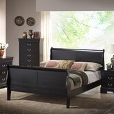 Baxton Studio Harrell Bedroom Collection