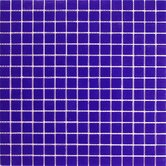"Urban 12-7/8"" x 12-7/8"" Glass Tile in Cobalt Blue"