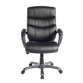'Decision-Maker&quot; High-Back Executive Chair
