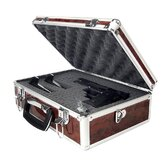 Woody Single/Double Pistol Case