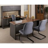 Pronto U-Shape Desk Office Suite