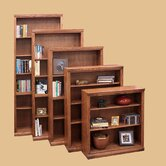 Traditional Bookcase with 1 Fixed and 2 Adjustable Shelves