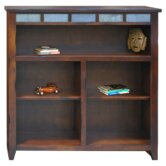 Fire Creek Bookcase in Danish Cherry