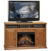 Scottsdale 62&quot; TV Stand with Electric Fireplace