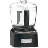 Elite 4-Cup Chopper / Grinder in Black