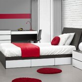 Allure Platform Bedroom Collection
