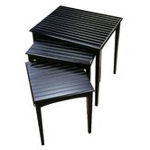 Nantucket 3 Piece Nesting Tables