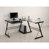 3-Piece Imperial Computer Desk
