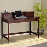 Barnett Desk and Hutch