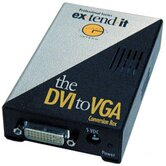 Convert Digital DVI to Analog VGA at any Resolution