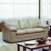 Lennox Leather Sofa