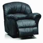 Callahan Leather Chaise Recliner