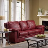 Brunswick Leather Sofa