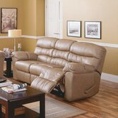 Durant Leather Reclining Living Room Collection