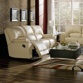 Dallin Leather Reclining Living Room Collection