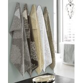 Bedminister Medallion 3 Piece Towel Set