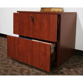 30&quot; x 24&quot;  Two-Drawer Locking Fully Assembled Lateral File