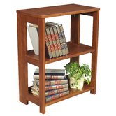 Flip-Flop Folding Bookcase