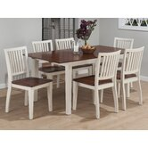 Madison County 7 Piece Dining Set
