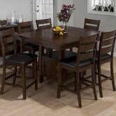 Taylor 7 Piece Counter Height Dining Set