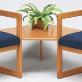 Classic Round Back  Series Connecting Corner Table