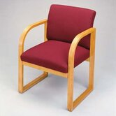 Contour Guest Chair with Full Back