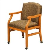 Madison Guest Chair with Casters